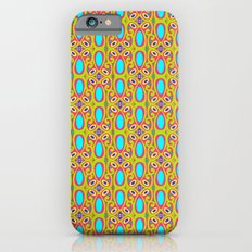 Spring Pattern iPhone 6s Slim Case