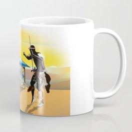 Ndebele Hut Coffee Mug