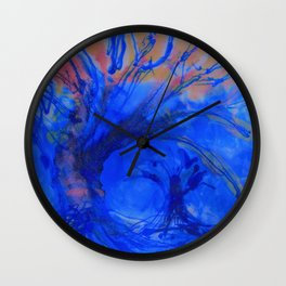 I Will Protect You Wall Clock