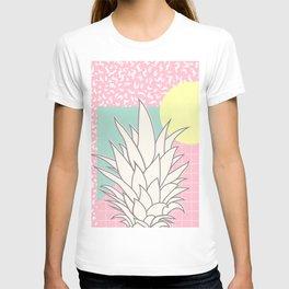 Memphis Pineapple Top T-shirt
