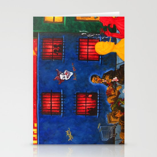 """""""Los Angeles 2"""" Stationery Cards"""