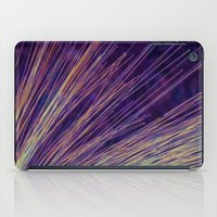 fireworks iPad Cases featuring Fireworks by Françoise Reina
