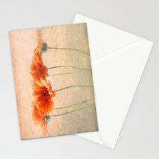 Orange Gerberas Stationery Cards