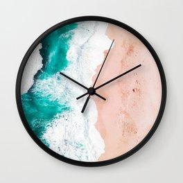 San Fran Seas Wall Clock
