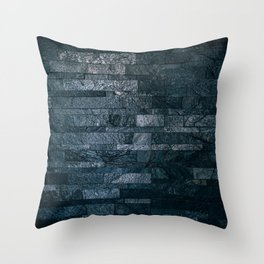Walled Up Throw Pillow