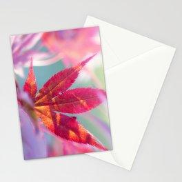 Acer palmatum Wonderland Stationery Cards