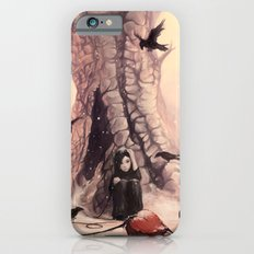 Feeding the Crows iPhone 6s Slim Case