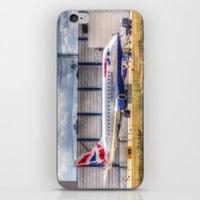 british iPhone & iPod Skins featuring British Airways  by David Pyatt