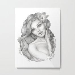 Ezmeralda Metal Print