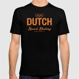 Dutch - Speed Skating T-shirt