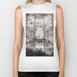 Kidnapped .....Alone in this stunning capsulle Biker Tank