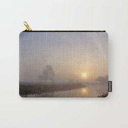 Silence at Sunrise Carry-All Pouch
