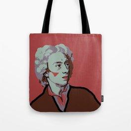 Alexander Pope Tote Bag