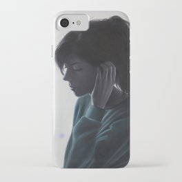 No One Said It Would Be Hard iPhone Case