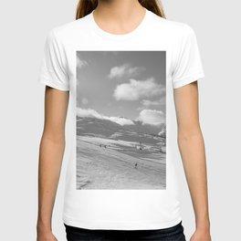 Mountain Landscape, Alps T-shirt