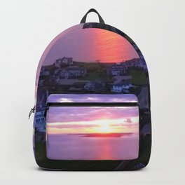 Napatree Point Sunset - Watch Hill - Westerly, Rhode Island Backpack