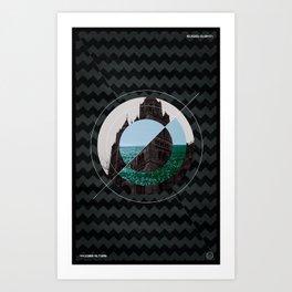 ø (oe) Art Print
