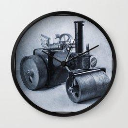 Mamod Roller  Wall Clock