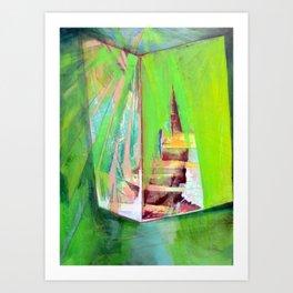 The Possibility of Pandoras Box  Art Print