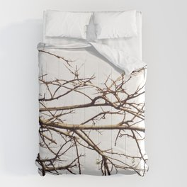 Tree branches no.3 Comforters