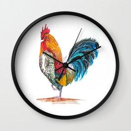 Le Coq Wall Clock