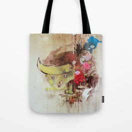 re lie able Tote Bag