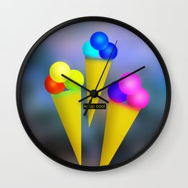 Just Cool Wall Clock