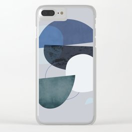 Graphic 184 Clear iPhone Case