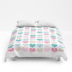 sweet hearts Comforters