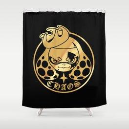 splatoon splatfest Shower Curtain