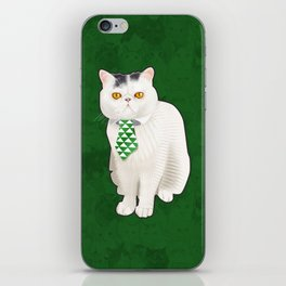Dagoo (Green) iPhone Skin