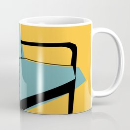 Mid Century Chair Coffee Mug