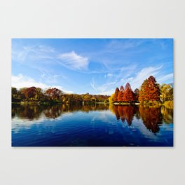 Autumn in NYC Canvas Print