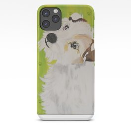 Little Dog Maja iPhone Case