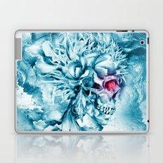 Frozen Skull Laptop & iPad Skin