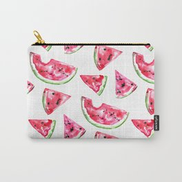 Watermelon Slice Carry-All Pouch