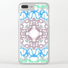 """CA Fantasy """"For Child"""" series #8 Clear iPhone Case"""