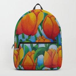 Frame Tulips Backpack