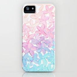 Hydrangea Romance iPhone Case