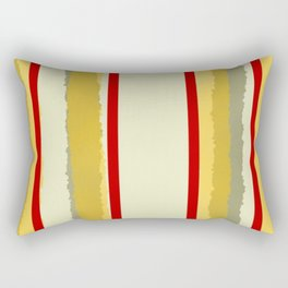 BARRE ROSSE Rectangular Pillow