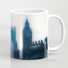 The Many Steepled London Sky Coffee Mug