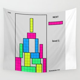 Level 1 Wall Tapestry