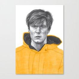 Jonas Canvas Print