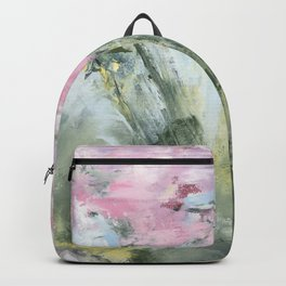 geraniums III Backpack