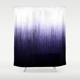 Lavender Ombré Shower Curtain