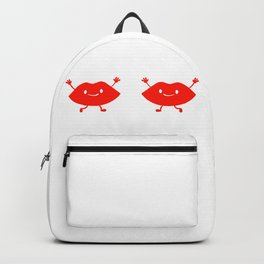 Happy Kisses (Valentines Edition) Backpack