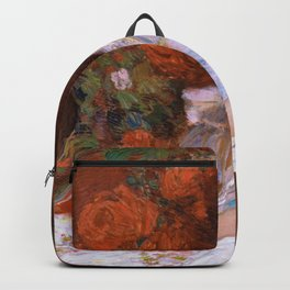 Frederick Childe Hassam - The Victorian Chair - Digital Remastered Edition Backpack
