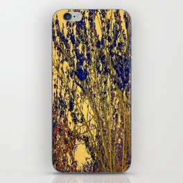 Nature Abstract - Art iPhone Skin