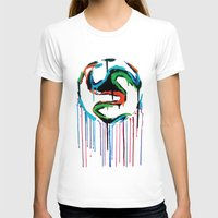 world cup T-shirts featuring Bleed World Cup by DesignYourLife