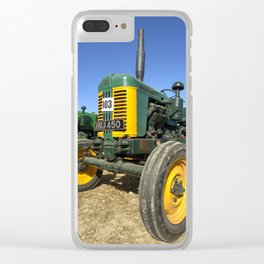 Turner Diesel Clear iPhone Case